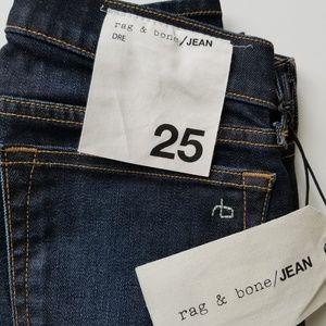 🆕️ RAG & BONE Dre Mid-rise Slim Boyfriend Jeans